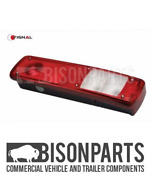 +fits Volvo Fe 2006 On Rear Tail Lamp And Rev Alarm Driver Side Rh Bp90-083v