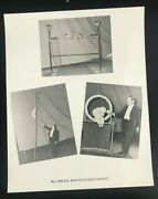 Promotional Package For Brickle's Poodle Fantasy Circus Act Photo-letter-route
