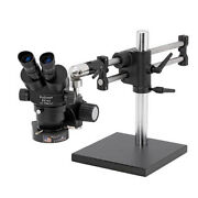 O.c. White Tkpz-lv2 Prozoom 6.5 Stereo-zoom Microscope With Lv2000