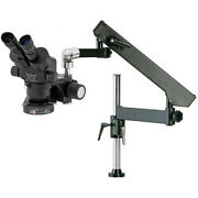 O.c. White Tkpz-fa-lv2 Prozoom 6.5 Stereo-zoom Microscope With Lv2000