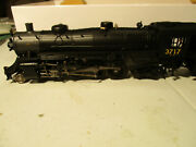 Broadway Limited Paragon 2 Canadian National 2-8-2 Makido,ho, Rd 3717,cn, .