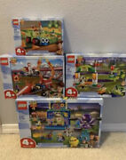 Lego Disney Toy Story 4 Duke Caboomandrsquos 10767 Woody Rc 10766 Carnival 10771 10770