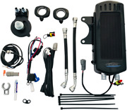 Ultracool Smsp-1g Oil Cooler Kits Black Side Mount To Down Tube