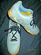 Vintage Classic Nike Af 1 And03982 North Carolina Blue Low Top Sneakers Usa Size 13