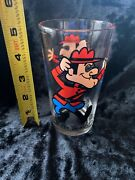 Scarce Jay Ward Dudley Do-right Black Letters Pepsi Promotional Drinking Glass