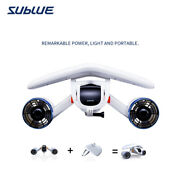 520wh Sublue Whiteshark Mix Underwater Electric Scooter Diving Tool Pool Toy