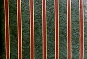 Longaberger Rare Retired Imperial Stripe Fabric-new-shop Store-more Selecti0ns