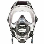 Ocean Reef G Diver Full Face Mask W/1st And 2nd Stage Regulator And Optional Octo