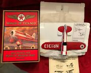 1930 Wings Of Texaco Travel Air Model R Mystery Ship 5th In The Series