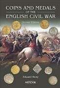 Coins And Medals Of The English Civil War, Hardcover By Besly, Edward, Like N...
