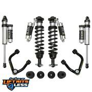Icon Vehicle Dynamics K93204t 0-3.5 Stage 4 Susp. System For 2019 Ford Ranger