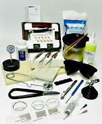 Jewelry Soldering Kit Smith Little Torch Set Complete Tools Materials Deluxe
