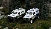 Period Correct And Hot Wheels 164 Scale Die-cast Cars G-wagen And Defender 110