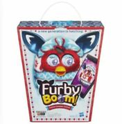 Furby Boom Festive Sweater Holiday Christmas Edition Interactive Plush Toy New