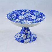 Old Russian Art Deco Period Porcelain Bowl Painted By Bogolybov,verbilki 1937
