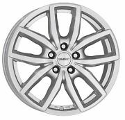 Alloy Wheels And Tyres 18 Te For Volkswagen Transporter T5 T6 T28 T30 Silver