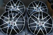 18 Bp Exile-r Alloy Wheels And Tyres Fit T5 T6 T28 T30 T32 Swb Lwb Camper Day Van