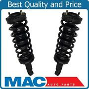 Rear Complete Coil Spring Strut Mount Assembly Set Fits For 00-02 Subaru Legacy