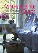 B000y51oho Vintage-style Quilts 25 Step-by-step Patchwork And Quilti
