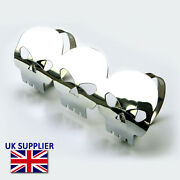Exhaust Heat Shield For Harley Sportster Softail Project - Chrome Skull Shape