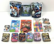 Mixed Lot Toys Party Favors Playmobil Avengers Peppa Pig Puzzles Charlie Brown