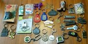 Junk Drawer Lot Keychains Knives Toothpick Holder And More 29 Items Total