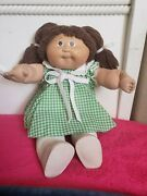 Andnbspvintage 1983 Cabbage Patch Kid Doll With Original Clothes And Adoption Papers