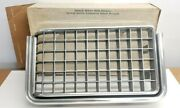 410796 1972 72 Oldsmobile Cutlass Supreme Grille Grill Right Rh Nos Oem Gm