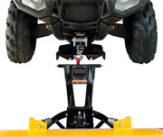Moose Utility Division Snow Dirt Plow Blade Frame Rapid Mount Rm4 Offroad Atv