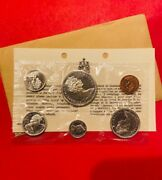 Rare Canadian Coin Proof Mint Sets And03964and039-and03967and039 On Request. 1.1oz Silver Eachandnbsp