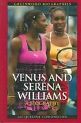 Venus And Serena Williams A Biography, Hardcover By Edmondson, Jacqueline, ...