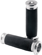 Performance Machine Pm Standard Chrome Contour Renthal Hand Grips Cable 84-17