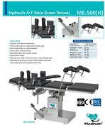 Operating Surgical Table Examination Table Hydraulic Operation Table Me 500