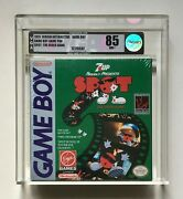 Spot The Video Game Nintendo Game Boy Vga Silver 85 Nm+ Factory Sealed Brand New