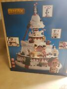 Lemax Christmas 2018 North Pole Tower 84348 Sights And Sounds Village Nib