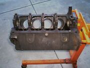 Rare Vintage 1955 Only Chevrolet Chevy Sbc 265 V8 Gasser Short Block With Pan