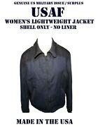 Us Air Force Womenand039s 14l Usaf Jacket Shell No Liner Lightweight Service Dress