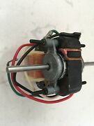 3m Transparency Maker Thermofax Part Blower Fan Motor New Excellent Condition