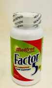 Factor 5 Inflammation And Pain Relief - 60 Capsules