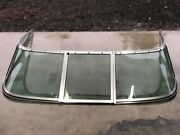 Boat Windshield Curved From 2009 Searay 20andnbsp