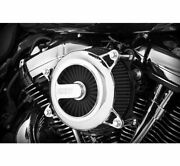 Vance And Hines Vo2 Air Intake Chrome Rogue For Harley Davidson Fx Flh Fls 70073