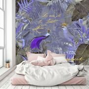 3d Forest King Bird O45 Wallpaper Wall Mural Self-adhesive Andrea Haase Sunday