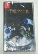 Timespinner Standard Edition - Nintendo Switch Best Buy Cover Limited Run Games