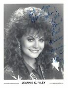 Jeannie C. Riley Autographed Signed Photograph - To John
