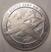 United States Army Air Force Lockheed P-38 Medal Take A Look