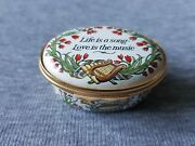 Music Box Halcyon Days Brahms Waltz Life Is A Song Love Is The Music 187/750