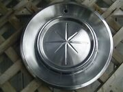 One Vintage 1960 60 Lincoln Continental Premier Hubcap Wheel Cover Ford Mercury