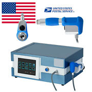 Physical Pain Therapy Tools Acoustic Shock Wave Extracorporeal Shockwave Machine