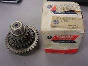 Nos Yamaha Cam Chain Sprocket Assembly 1 75-78 Xs500 73-74 Tx500 371-11540-03