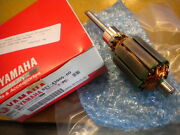 Nos Yamaha Oem Armature Assembly 2002 C40tlra 62y-43805-00